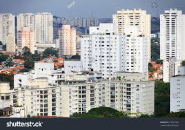 100 Apartment In Sao Paulo Many Homes Brazil Stock Photo Edit Now