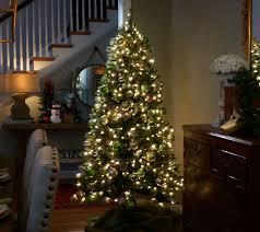 Qvc Christmas Tree Recall by Hallmark 7 5 U0027 Fallen Snow Christmas Tree With Quick Set Technology