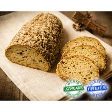 lower carb brot