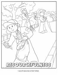 Fancy Cub Scout Coloring Pages 91 For Free Colouring With
