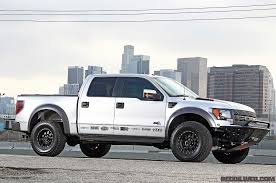 100 Bug Out Trucks 2012 Ford SVT Raptor SuperCrew Dino RECOIL