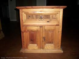 How To Build A End Table Dog Crate by How I Made A Dog Crate Table For My Dachshund From An Old Piece Of