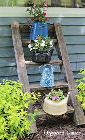 How To Add Vertical Interest Your Flower Beds Containers Container Gardening Flowers Outdoor Living