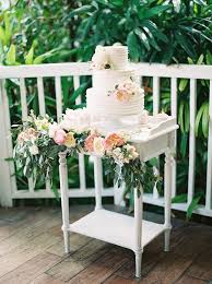 20 Inspiring Wedding Cake Display Tables We This Moncheribridals