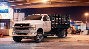 100 Work Truck Show Chevrolet Unveils The 2019 Silverado 4500HD 5500HD And 6500HD At