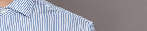 chemise à rayures maison de la chemise the nines