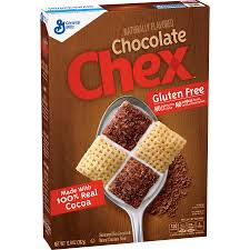 Chocolate Chex Cereal Gluten Free Cereal 12 8 oz Walmart