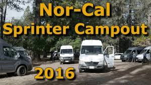 Northern California Sprinter Campout 2016