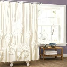 Window Curtains Walmart Canada by Shower Curtains Beige Ruffle Shower Curtain Bathroom Inspirations