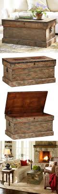 Best 25+ Storage Trunk Ideas On Pinterest | DIY Storage Trunk ... Fniture Trunk End Tables Wicker Pottery Barn Coffee Vintage Table Cart 11090p Thippo Introducing Kaplan Youtube Living Room Medium With Brown For 1000 Ideas About Tray Pavillion Home Designs Rustic I Just Want My House To Look Like The Pink Tumbleweed Splendid Tanner Round Loon