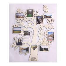 l arbre a cadre cadre arbre généalogique en bois 11 photos cdip
