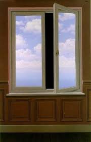 the telescope magritte