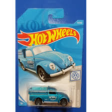 100 Bricks Truck Sales Hot Wheels Volkswagen Beetle Pickup Toys Games