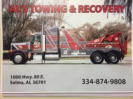 100 Tow Truck Company Orlando Als Ing Recovery 1000 Us Highway 80 E Selma AL 36701 YPcom