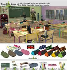 Around the Sims 4