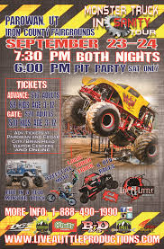 Tickets On Sale Now For Return Of 'Monster Truck Insanity Tour' – St ... Monster Truck Trucks Fair County State Thrill 94 Best Jam Images On Pinterest Energy Jam Roars Into Montgomery Again Grand Nationals 2018 To Hit Pocatello Saturday Utah Show Utahcountyfair Heldextracom Triple Threat Series In Washington Dc Jan 2728 14639030baronaspanovember12debramicelidrivingthe Presented By Bridgestone Arena 17 Monsterjams January 3rd 2015 All Star Tour Maverik Center