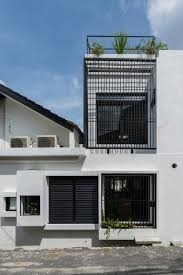 100 Terraced House Designs Minimalist Single Storey Terrace Fabian Tan Architect