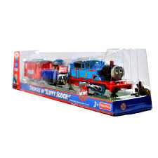 Trackmaster Tidmouth Sheds Playset by Image Thomas In Slippy Sodor Jpg Thomas And Friends