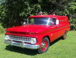 100 Panel Trucks 1963 Chevrolet Carryall Truck For Sale