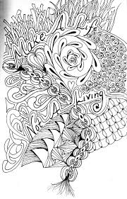 Coloring Pages For Adults Nature Luxury Advanced