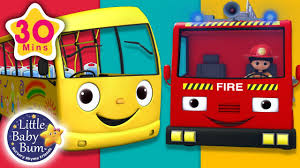 Wheels On The Bus And The Fire Truck | + More Nursery Rhymes & Kids ... Hurry Drive The Fire Truck Car Songs Pinkfong For Song Children Nursery Rhymes With Blippi Youtube Jamaroo Kids Childrens Storytime Learn Vehicles School Bus Police Train Toys Trucks Fire Truck Song Monster Truck For Compilation The Garbage By Explores Video Engine Educational Videos