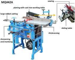 lida original multi purpose woodworking machines mq442a for sale