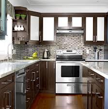 Kitchen Backsplash Ideas With Granite Countertops Stylish Backsplash Pairings Better Homes Gardens