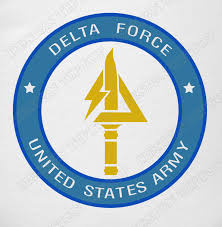 Military Svg Army Delta Force Special Forces Sign