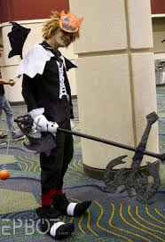 Halloween Town Sora Mask by Epbot The Best Of Megacon 2011 Part 3