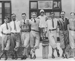 Vintage Mens Fashion 1930s Menswear