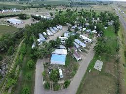 Glendive Montana Mobile Home RV Park
