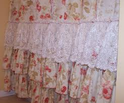 Pink Ruffle Curtains Urban Outfitters by Bathroom Pink Ruffle Shower Curtain White Ruffle Shower