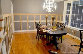 Dining Room DIY Board And Batten Install