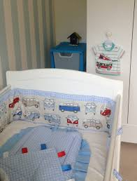 Sumersault Crib Bedding by My Babies Campervan Bedding Beach Theme Vw Camper Theme First
