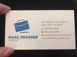 Fsb Vistaprint Business Card