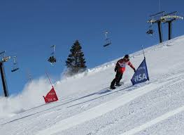 Christy Sports Ski Boots by Ski And Snowboard Team Places High In First Meet At Boreal In