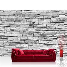 vlies fototapete no 127 asian wall grau anreihbar steinwand tapete steinoptik stein steine wand wall grau