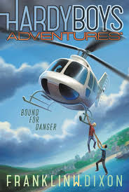 Bound For Danger Hardy Boys Adventures Franklin W Dixon 9781481468312 Amazon Books