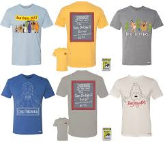 Boy Scout Christmas Tree Recycling San Diego by The Blot Says Sdcc 2017 Exclusive Bob U0027s Burgers T Shirt
