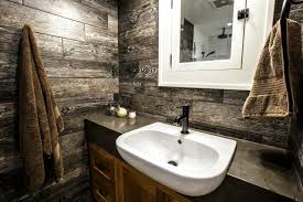 Rustic Bathtub Tile Surround by Bathroom Rustic Bathroom Tile Ideas Cool Features 2017 Rustic