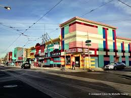 philly painting gives germantown avenue a makeover in philadelphia