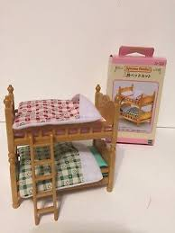 Calico Critters Bunk Beds by Calico Critters Sylvanian Families Beach Picnic 14 00 Picclick