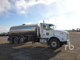 100 Tank Trucks For Sale Kenworth T800 Used On Buysellsearch