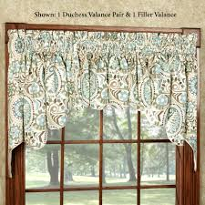 French Country Kitchen Curtains Ideas by Dining Room Fabulous Valance Ideas Buy Curtains Swag Valances
