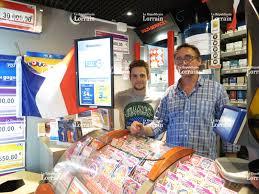 edition de forbach loto un gagnant à 15 m au tabac