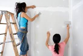 Hanging Drywall On Ceiling by Do You Start Hanging Drywall Flush In The Corner Home Guides