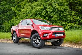 100 Hilux Truck 2018 Toyota Arctic S AT35 Review Expedition
