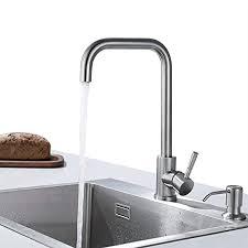 cecipa wasserhahn küche 360 drehbar küchenarmatur aus