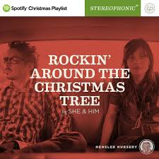 Who Sang Rockin Around The Christmas Tree by 28 Best Spotify Playlist Christmas Pop Images On Pinterest