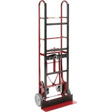 Heavy Duty Appliance Dolly Hand Truck Furniture Vending Machines ...